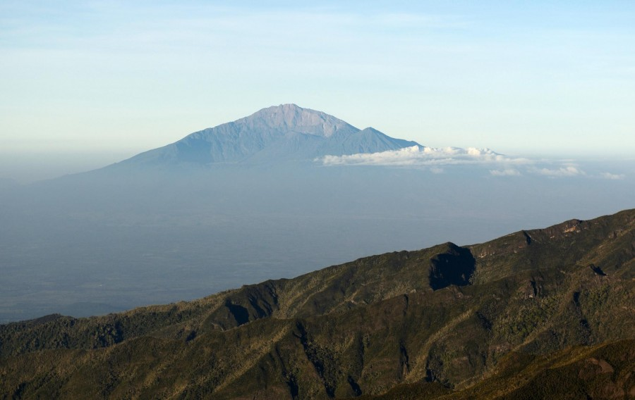 3 Days Mount Meru Climbing Momela Route